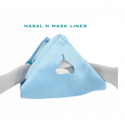Nasal N Mask Liner by Pad A Cheek for Airfit N20, Airfit N10, Swift FX Nano, Dreamwisp CPAP Mask